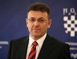 President of the Croatian Chamber of Economy Luka Burilović