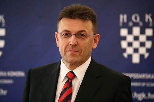 President of the Croatian Chamber of Economy Luka Burilović