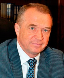 Sergey Katyrin President of the Russian Federation Chamber of Commerce and Industry